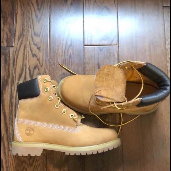 Vaticinador pétalo más y más  Timberland Shoes | Timberland Boots Size 5 35 | Poshmark